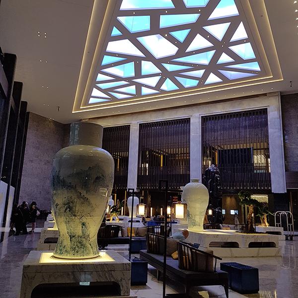 Beijing Nuo Hotel Entrance